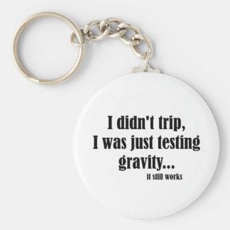 Gravity Works Key Ring