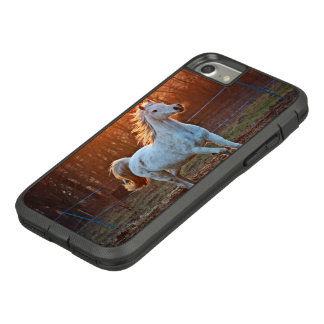 Gray Arabian Horse Case-Mate Tough Extreme iPhone 8/7 Case