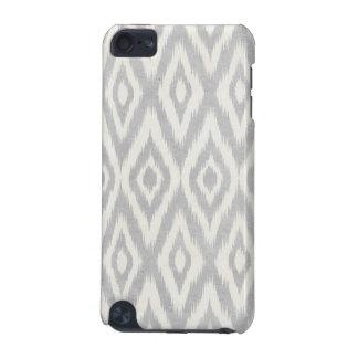 Gray Aztec Pastel Watercolor Ikat Soft Geometric iPod Touch 5G Case