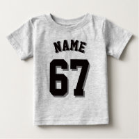 Jersey Baby T-Shirt