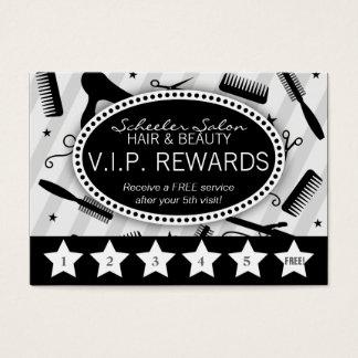 Gray & Black Salon Loyalty
