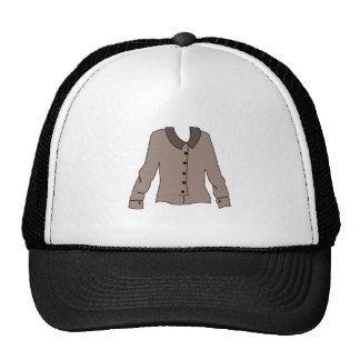 Gray Blouse Trucker Hat