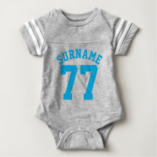 Gray & Blue Baby | Sports Jersey Design Shirts