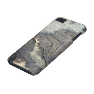 gray-blue background watercolor 2 iPod touch 5G cases