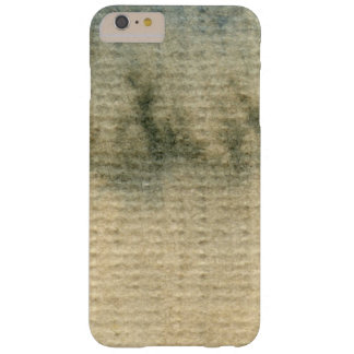 gray-blue background watercolor 6 barely there iPhone 6 plus case