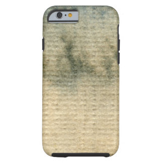gray-blue background watercolor 6 tough iPhone 6 case