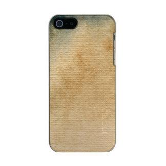 gray-blue background watercolor 7 incipio feather® shine iPhone 5 case