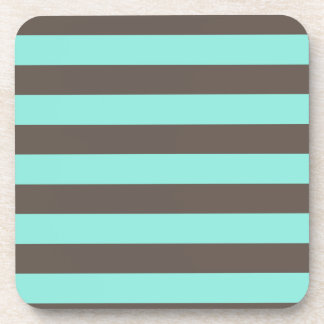 gray blue coaster
