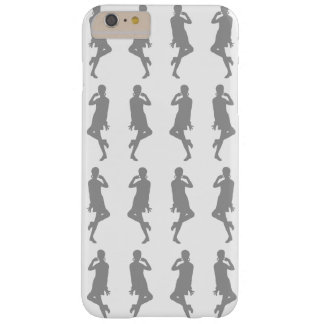 Gray Bold Mod GoGo Girls Barely There iPhone 6 Plus Case