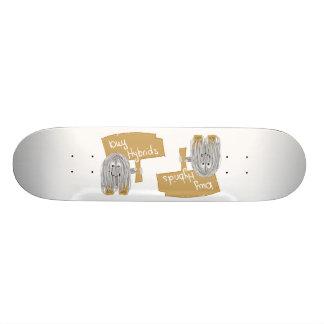 gray buy hybrids skate board decks