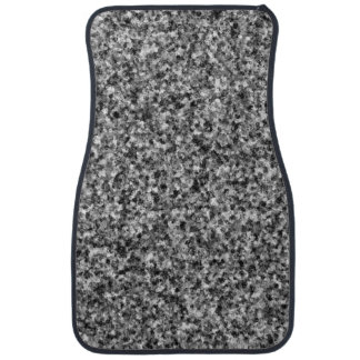 Gray Camouflage Front Car Mat