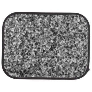 Gray Camouflage Rear Car Mat