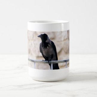 Gray Crow Mug