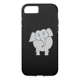 Gray Elephant. iPhone 8/7 Case