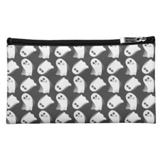 Gray Ghosts In Motion Cosmetic Bag