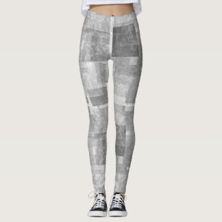 Gray Glam Leggings