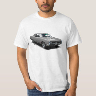 Gray Goat Vintage Classic Muscle Car T-Shirt