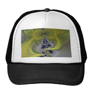 Gray Goblin in Green, Fun Spooky Imp Hat