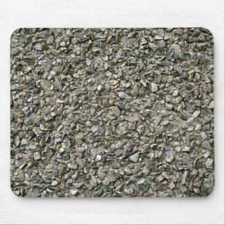 Gray Gravel Mouse Pad