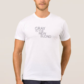Gray Is the New Blond (Sketchy Gothic) T-Shirt