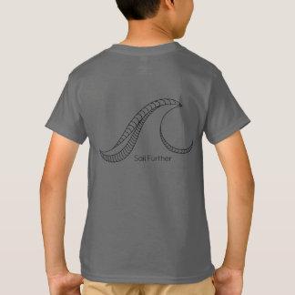 Gray Kids SV Further Crew Shirt