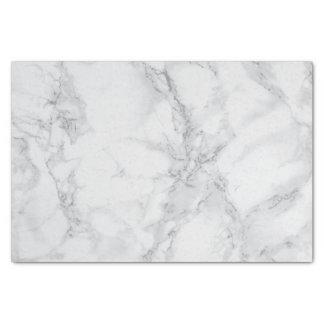 Gray Marble Design Tissue Paper
