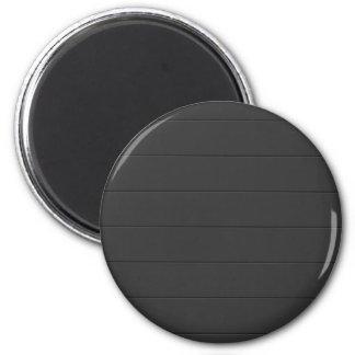 Gray metal panels magnet