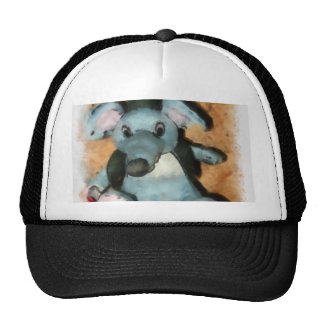 Gray mouse hats