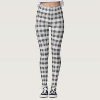 Gray Plaid 2.0 Leggings