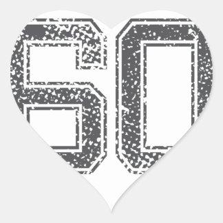 Gray Sports Jersey #60 Sticker