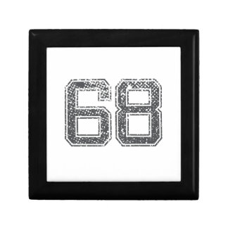 Gray Sports Jersey 68 Gift Boxes