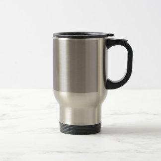 Gray Stainless Steel Travel Mug