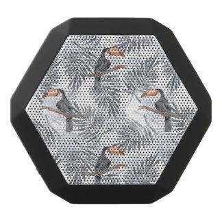 Gray Toucan Black Bluetooth Speaker