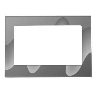 Gray Wave Abstract. Magnetic Frame