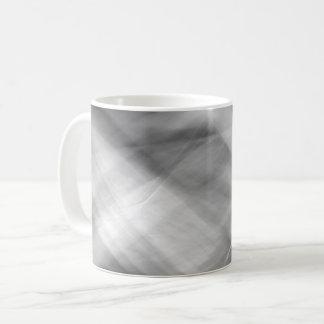 Gray Winds Pattern Coffee Mug