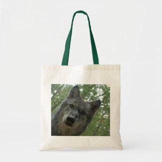 Gray Wolf Bag