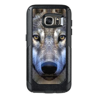 Gray Wolf OtterBox Samsung Galaxy S7 Case
