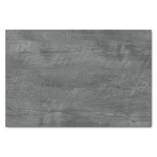 gray wood pattern tissue paper