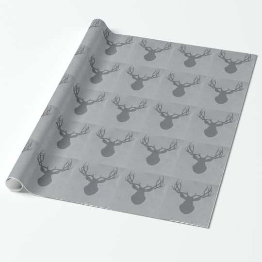 graydeer.png wrapping paper