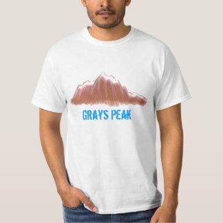 Grays Peak Elevation tshirt