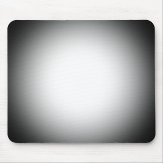 Grayscale Spotlight: Customize This Template! Mouse Mat