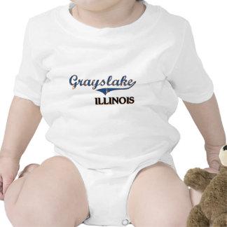 Grayslake Illinois City Classic Bodysuit
