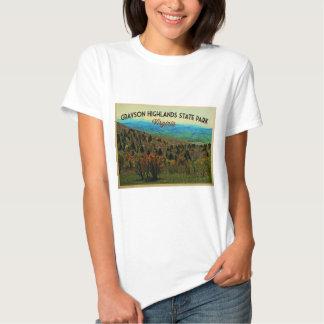 Grayson Highlands Virginia Shirt