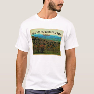 Grayson Highlands Virginia T-Shirt