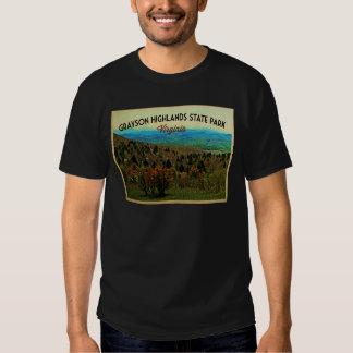 Grayson Highlands Virginia Tshirts