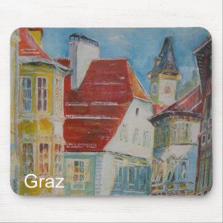 Graz, Styria Mouse Mat