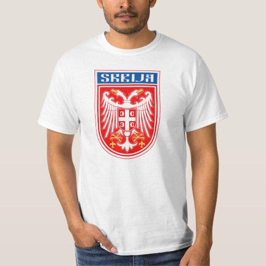 Grb Srbije moderni T-Shirt