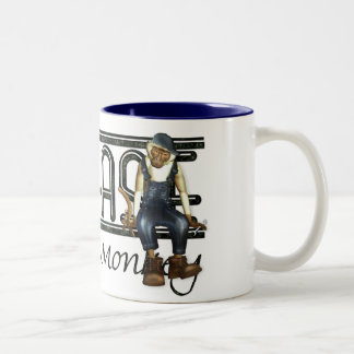 Grease Monkey Mechanics Humorous Coffee Mug