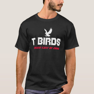 Grease Musical T-Shirt: T-Birds T-Shirt