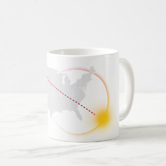 Great American Solar Eclipse 2017 Coffee Mug